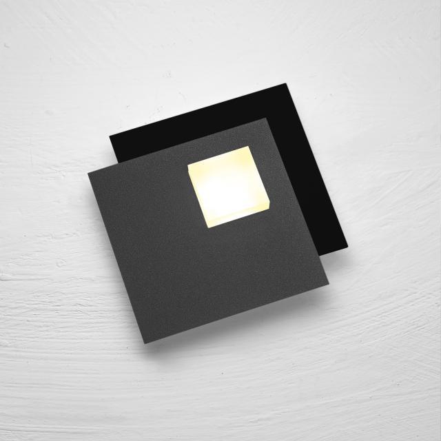 BOPP Pixel 2.0 LED ceiling light, 1 head
