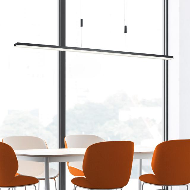 BOPP Plus Baseline LED pendant light with dimmer and CCT