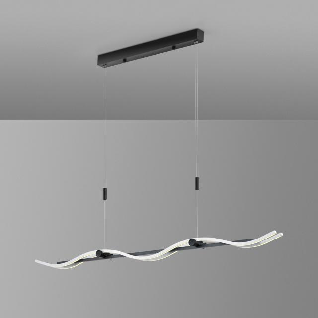 BOPP Plus Flavor LED pendant light with dimmer and CCT