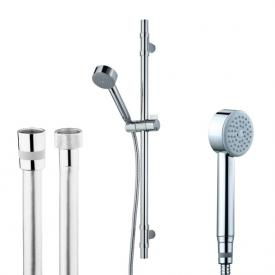 Bossini Cylindrica/1 hand shower set H: 800 mm