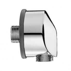 Bossini Luxury round wall elbow