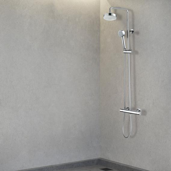 Bossini Dinamic shower system with thermostat fitting