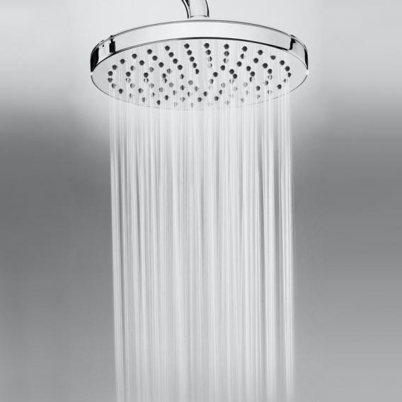 Bossini Elios shower system with single lever mixer