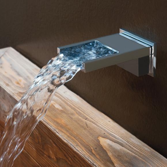 """Bossini Bocca Cascata cascade spout for bath and shower 1/2"""""""