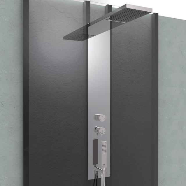 Bossini Manhattan shower column with single lever mixer