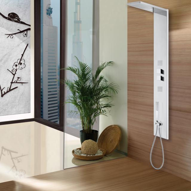Bossini Manhattan shower column with thermostat