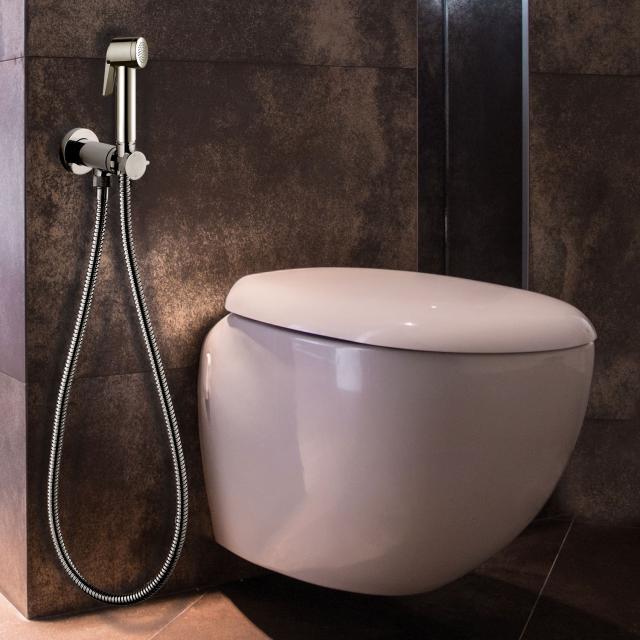 Bossini Paloma Flat shower set with mixing function