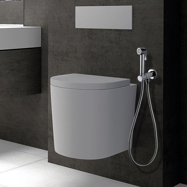 Bossini Paloma shower set with mixing function chrome
