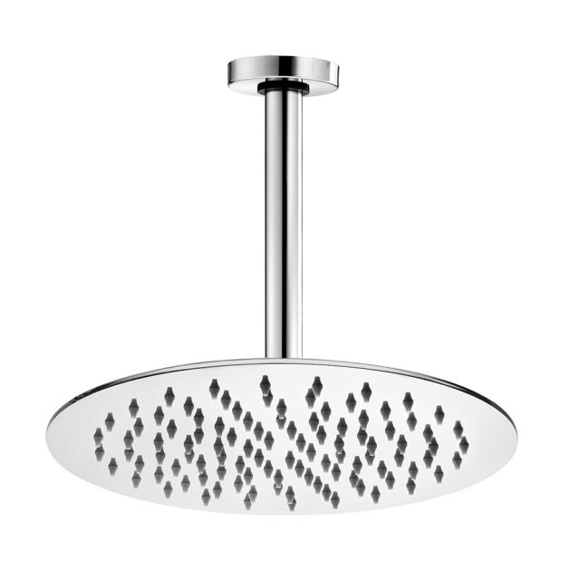 Bossini Tetis overhead shower with ceiling connection
