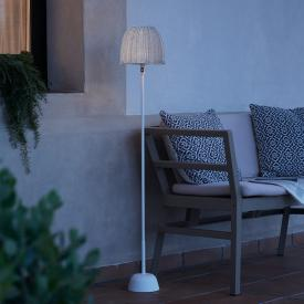 bover Atticus rechargeable LED floor lamp with dimmer