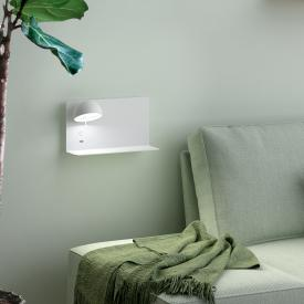 Bover Beddy A/03 LED wall light