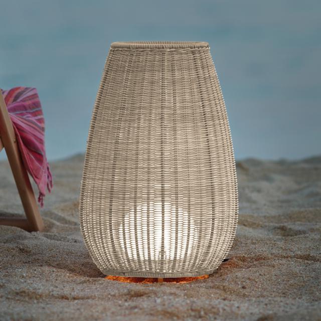 bover Amphora LED floor light / table lamp