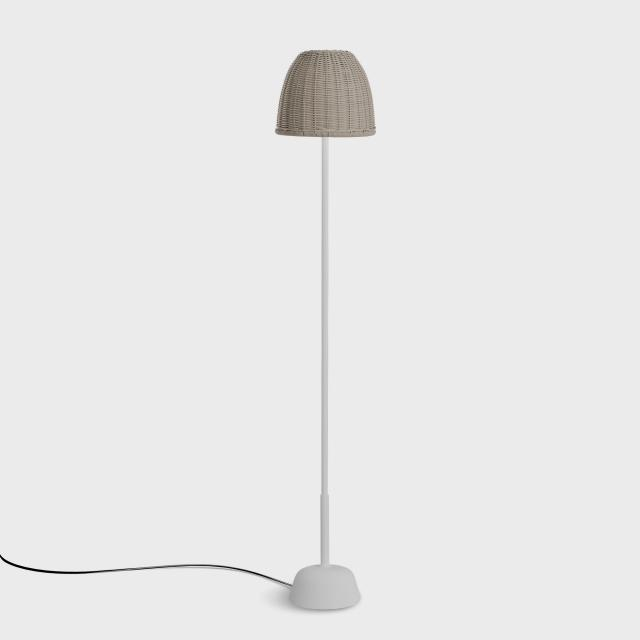 bover Atticus LED floor lamp with cable