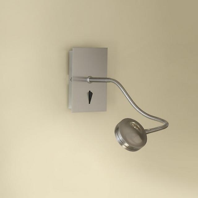 bover Flexo Lexa LED wall light / spotlight with on/off switch
