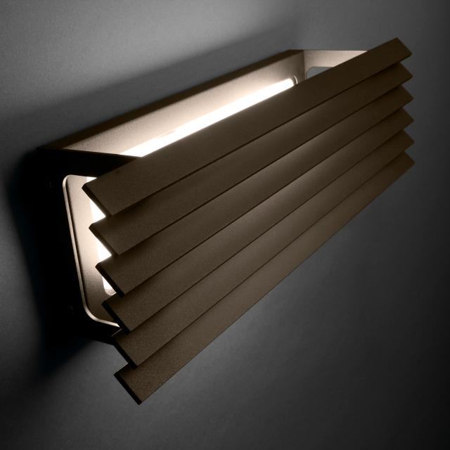 bover Lineana H LED wall light