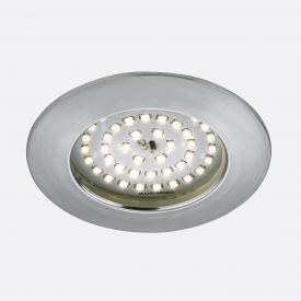 Briloner Attach LED recessed spotlights, round