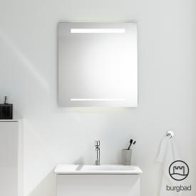 Burgbad Essence mirror with LED lighting