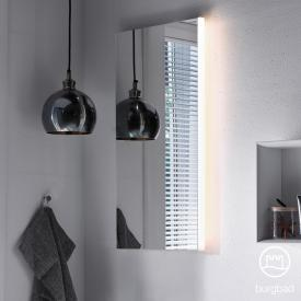 Burgbad Iveo mirror with LED lighting