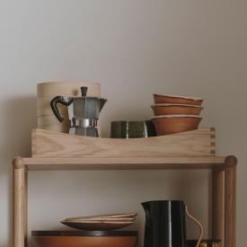 Burgbad Mya wooden tray
