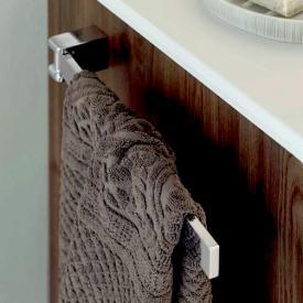 Burgbad Orell towel bar, swivelling