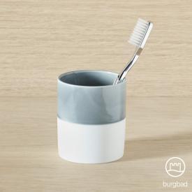 Burgbad SYS30 Aqua porcelain tumbler