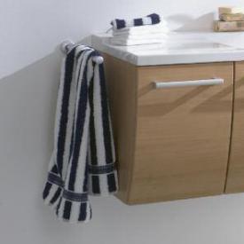 Burgbad Universal towel bar extendable chrome