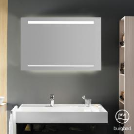 Burgbad Yumo mirror with LED lighting