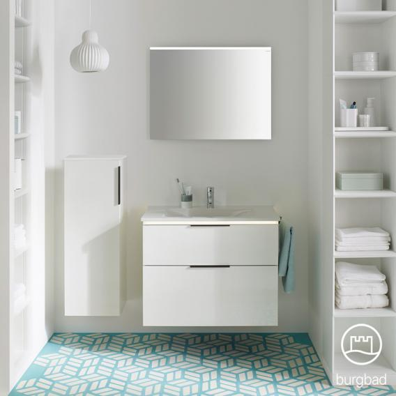 Burgbad Eqio furniture top white high gloss