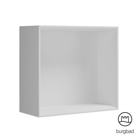 Burgbad Eqio rack matt white