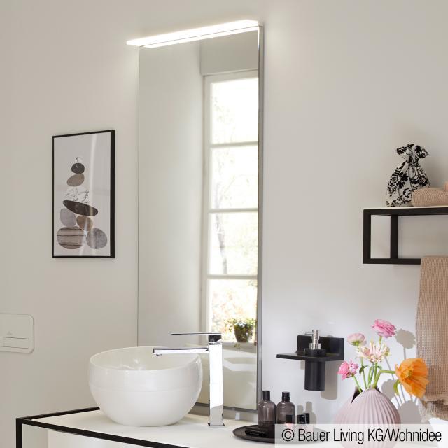 Burgbad Junit mirror with LED lighting