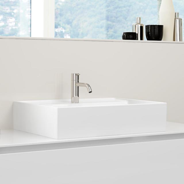 Burgbad RC40 Solitaire countertop washbasin