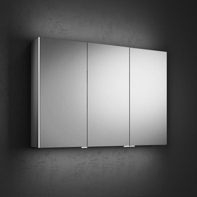 Burgbad RL30 Room Light mirror cabinet with LED lighting