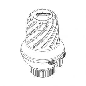 Buderus Logafix thermostatic head BH