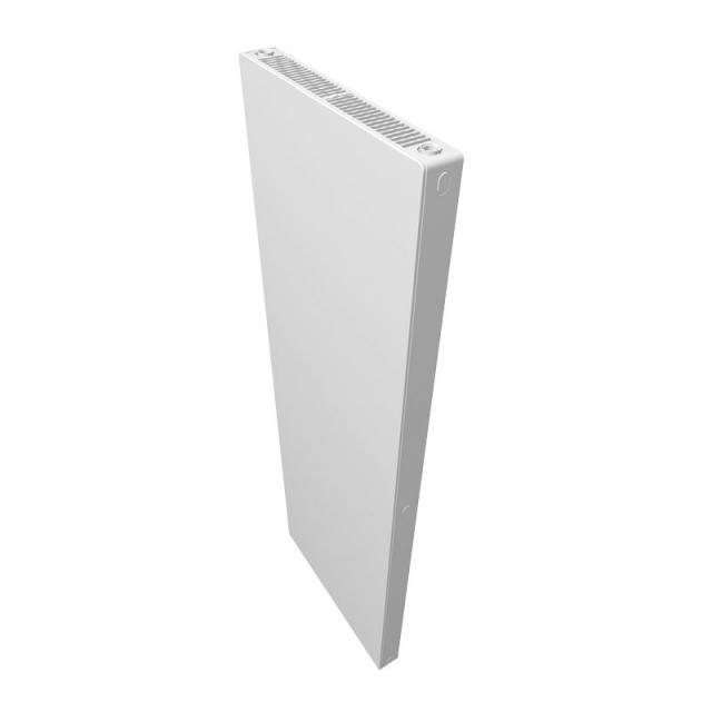 Buderus Logatrend CV Plan profile flat panel radiator vertical compact version white, 1825 Watt