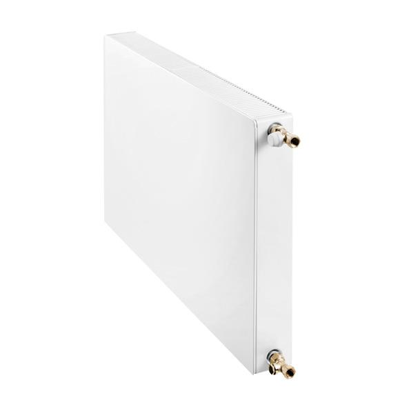 Buderus Logatrend flat panel radiator-Plan compact width 1600 mm, output 2000 watts
