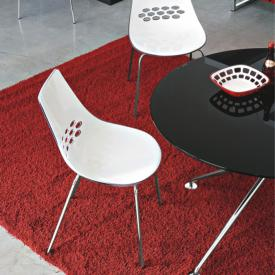 connubia Jam chair with legs