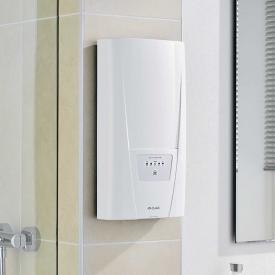 Clage DCX instantaneous water heater, electronically controlled, 35°C, 38°C, 42°C, 48°C or 55°C