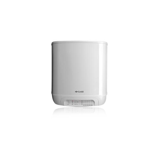 Clage electrical storage water heater SX 50 Litre, H: 61.3 x W: 53 x D: 51.6 cm, 0.75-4.5 kW
