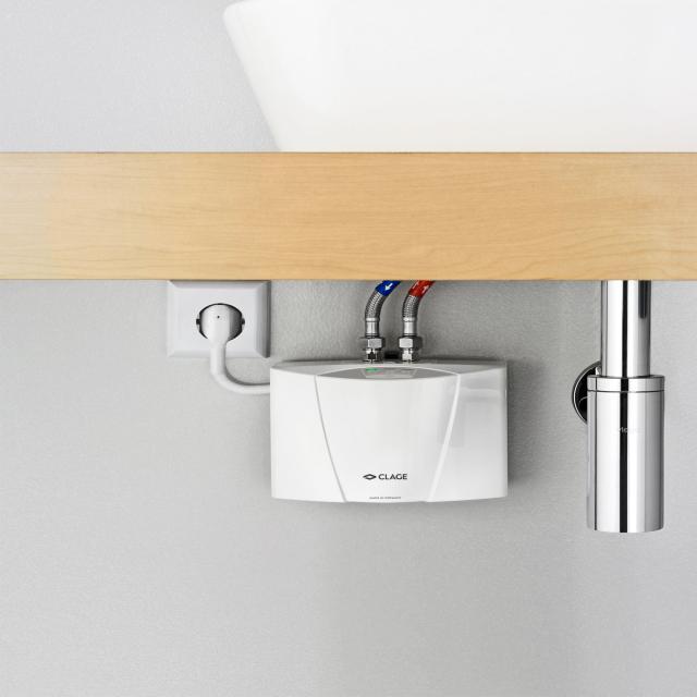 Clage mini instant water heater MCX BLUE 3.5 kW