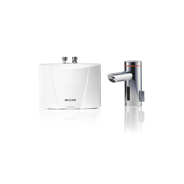 Clage small instantaneous water heater MBX Lumino 3.5 kW - 230 Volt