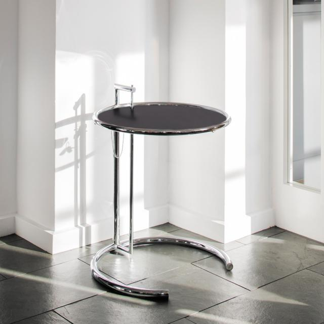ClassiCon Adjustable Table E 1027 side table, metal