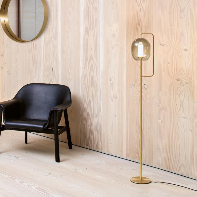 ClassiCon Lantern Light medium floor lamp with dimmer