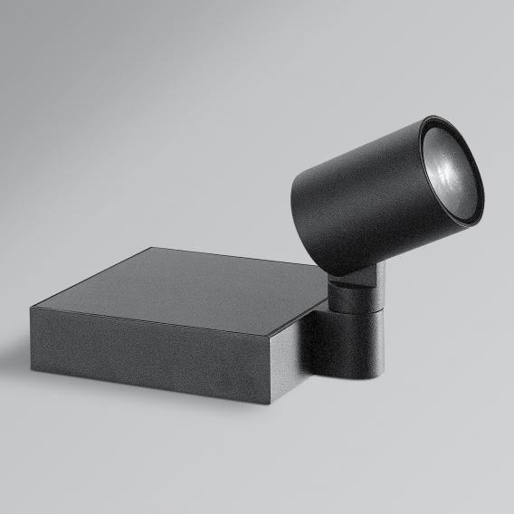 CMD 9022 Solar/AC LED floor spotlight