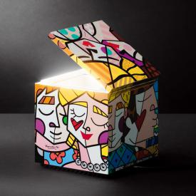 Cini & Nils Cuboluce Britto table lamp, special edition
