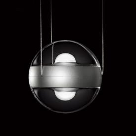 Cini&Nils Sferico sospeso LED pendant light, transparent