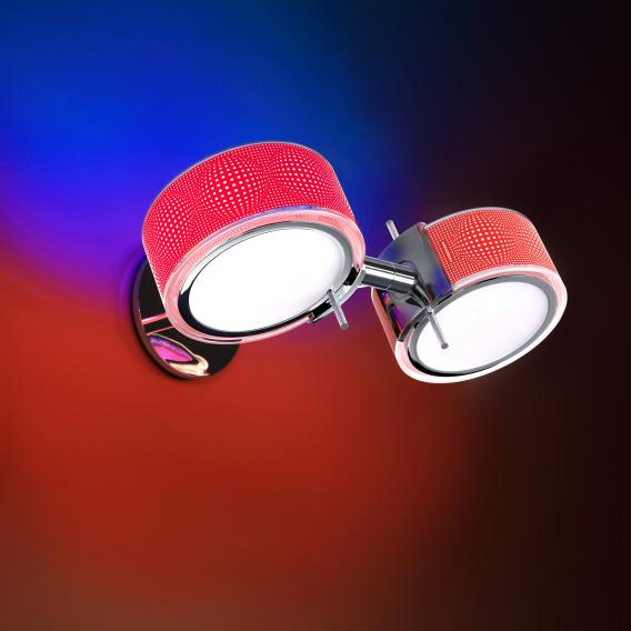 Cini & Nils Componi200 due soffitto 25 ceiling light