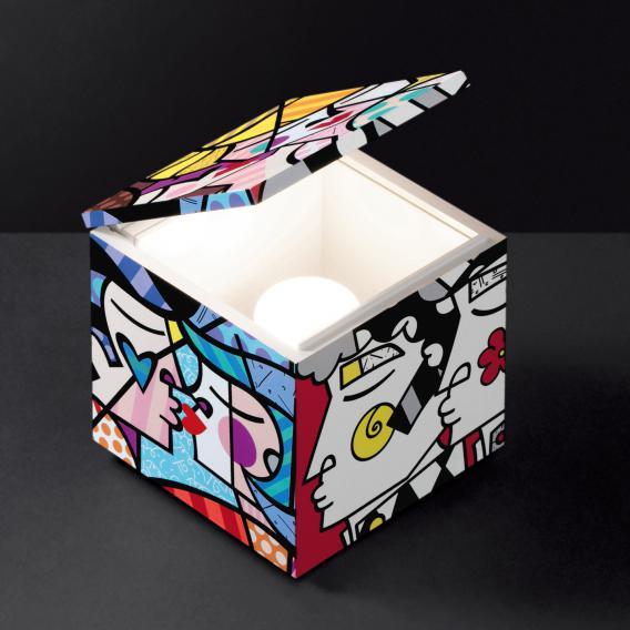 Cini & Nils Cuboluce Britto table lamp, special edition