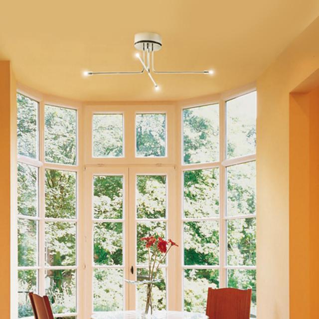 CINI&NILS CiniLightSystem composizione 4 ceiling light