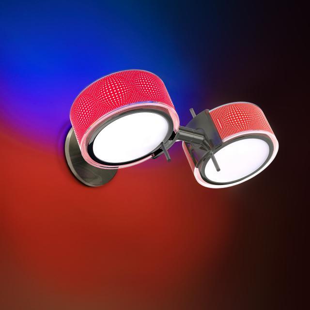 CINI&NILS Componi75 due parete/soffitto ceiling light / wall light