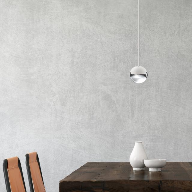 CINI&NILS Convivio new LED sopratavolo decentrata pendant light, decentralised